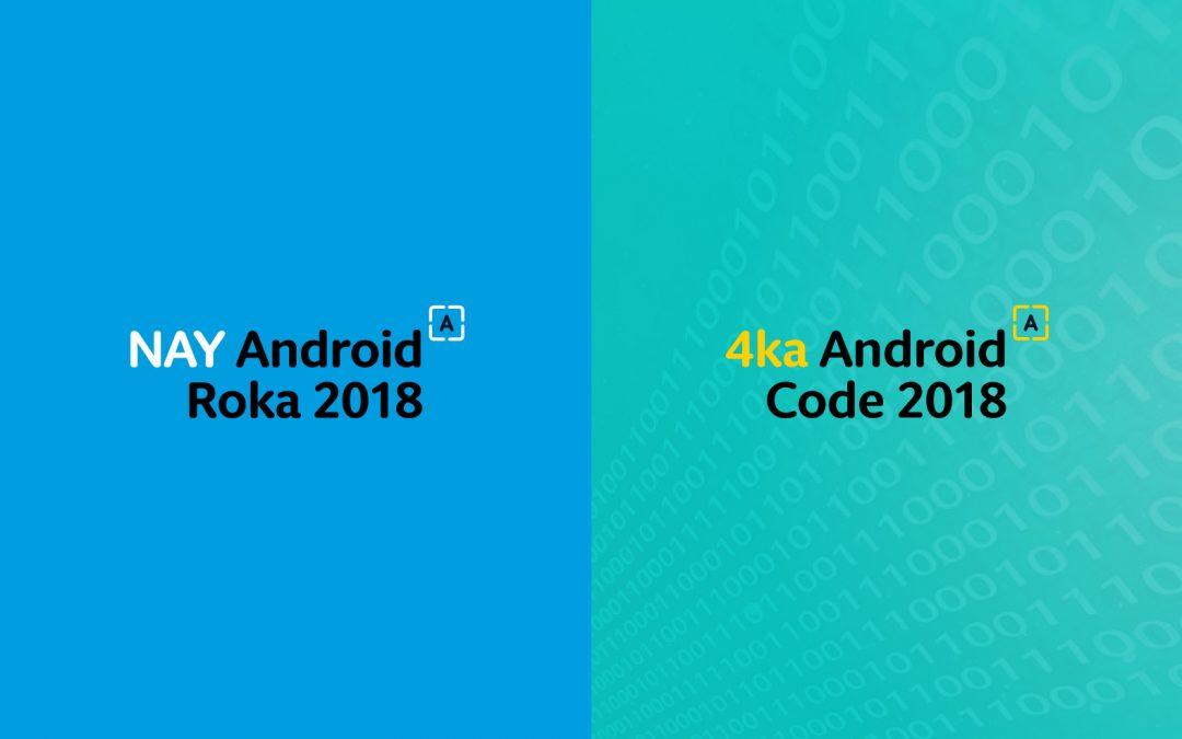 """Úspešný slovenský """"Oscar"""" pre Android zariadenia a aplikácie"""